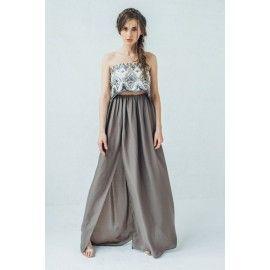 Maxi skirt #romantic #boho