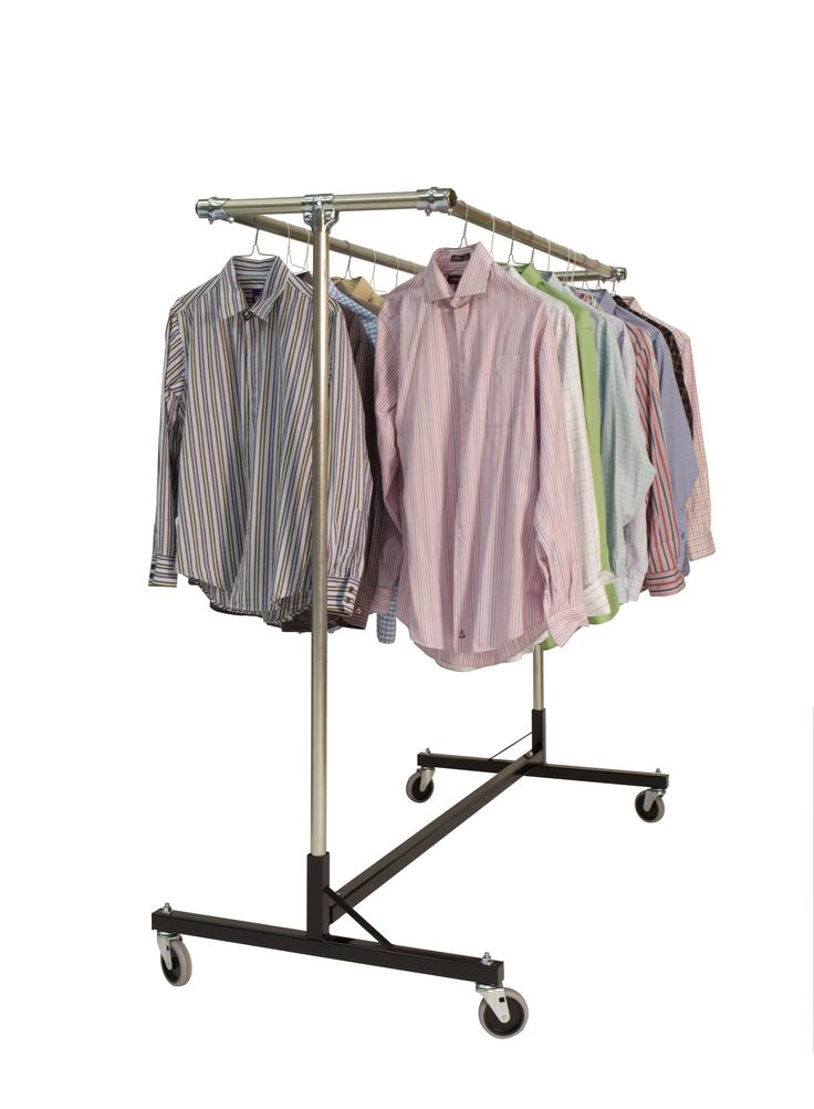 25 Best Ideas About Heavy Duty Clothes Rack On Pinterest