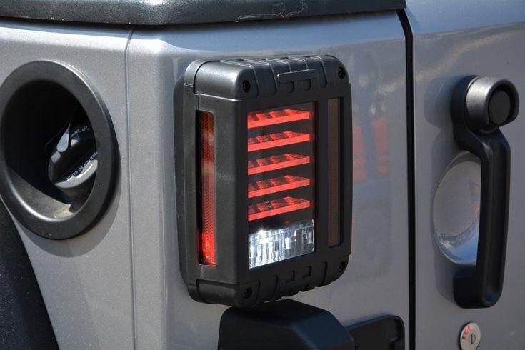 Great  Jeep Jk Led Tail Lights #Jeep http://ift.tt/2nIPqzi