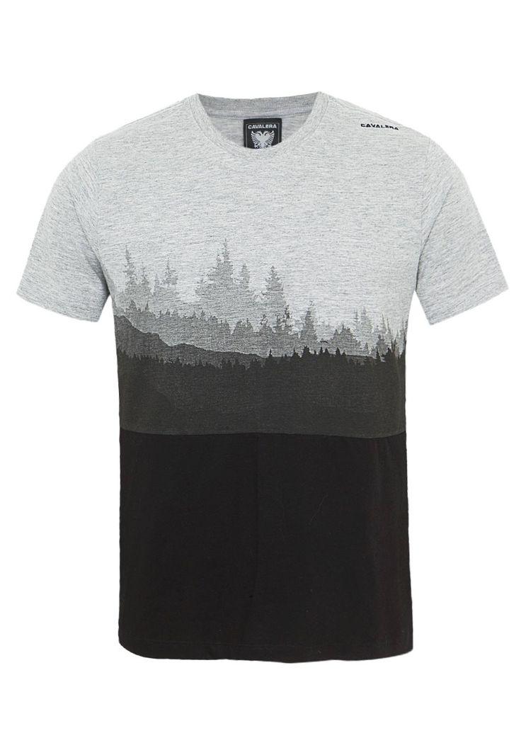 Camisa Cavalera Floresta Degradê Ref:57370 - R$ 123,00 no MercadoLivre