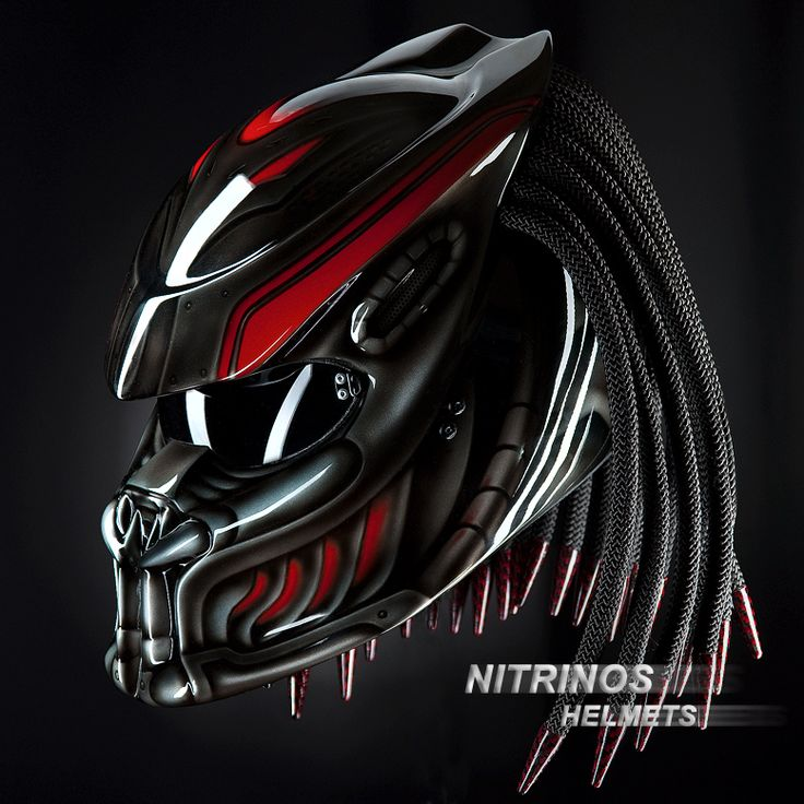 predator helmet original more variants helmet pinterest casque mode. Black Bedroom Furniture Sets. Home Design Ideas