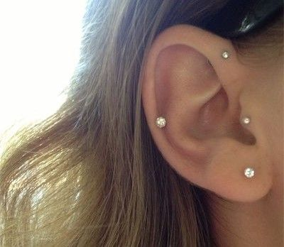 51 Tragus Piercing Pictures, Jewelry, Pain, Healing, Aftercare awesome