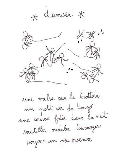 **Papillonnage**: *S'empapillonner* #4