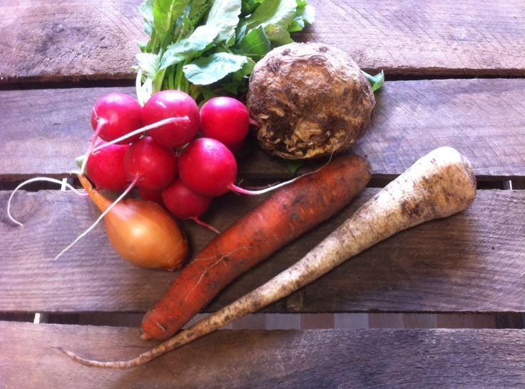 Świeże warzywa w Jadłostacji