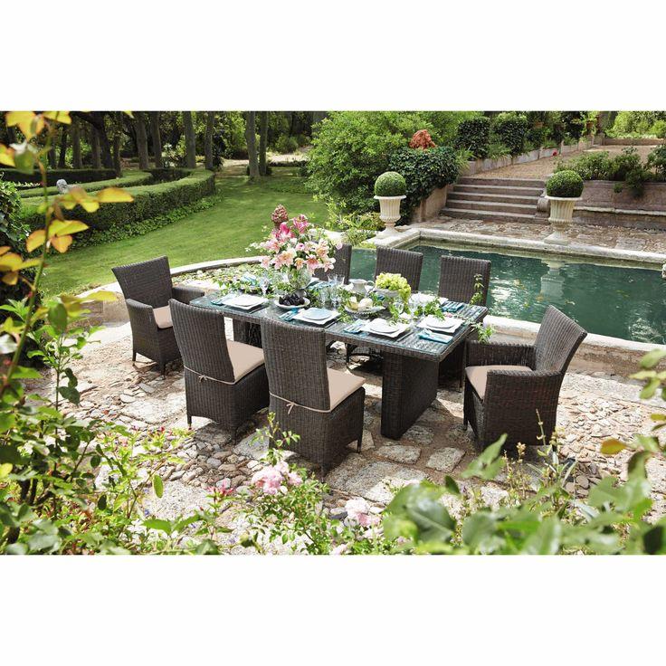 Les 25 meilleures id es concernant jardin de bali sur for Petite table de jardin en resine tressee