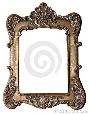 Antique Frame ... PRINTABLE FRAMES