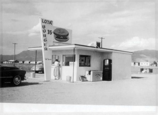 Blake S Lot A Burger Lota New Mexico New Mexican