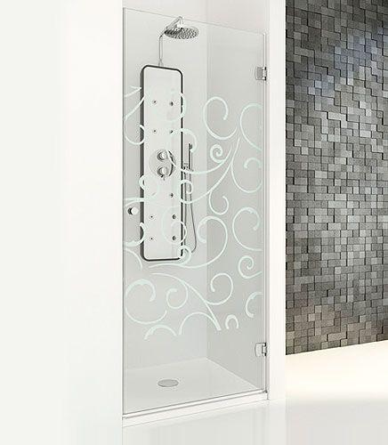 Newglass | Mamparas de baño y ducha a medida Abatibles | Profiltek