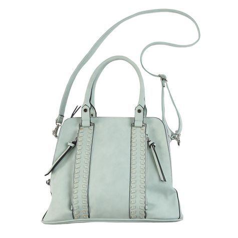 52f04401eb Violet Ray Logan Satchel Handbag
