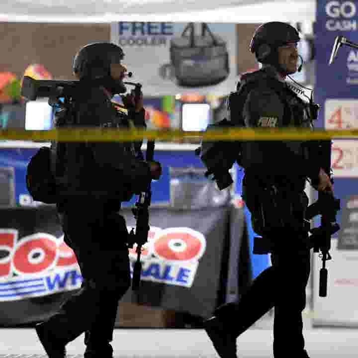 Gunman Dead 2 Injured In Second California Costco Shooting In Three Days California San Diego County Tribune