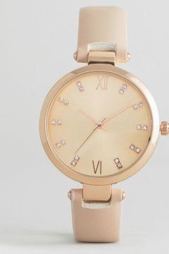 New Look Sparkle Dial Watch - Gold https://modasto.com/kadin-aksesuar-taki-saat/ct34 #saat