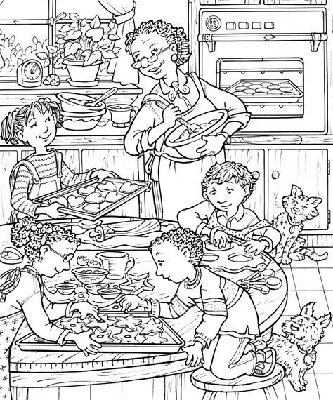 Highlights hidden pictures printable primary pinterest for Coloring pages for adults with hidden objects