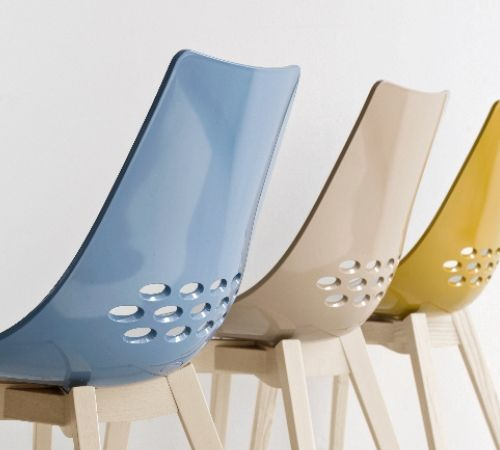 New Calligaris Jam Wooden  chair