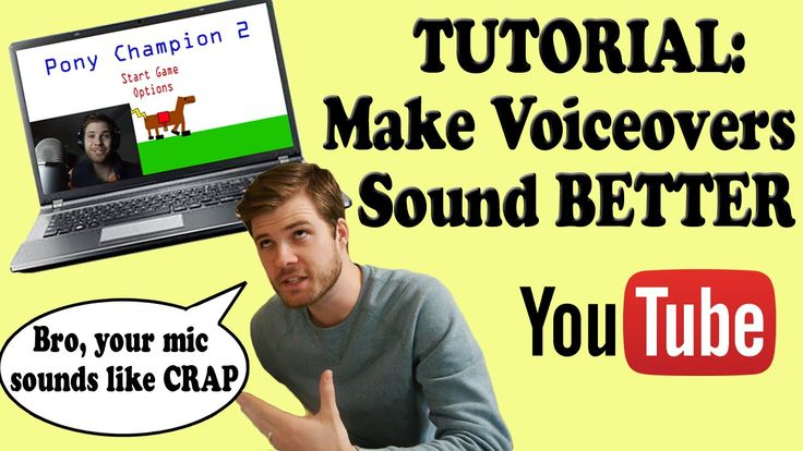 How to Get Quality Voiceovers for Commentary | Gaming Commentary Recordi...