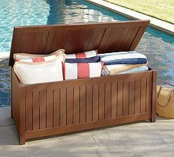Chatham Storage Bench   For The Beach House!