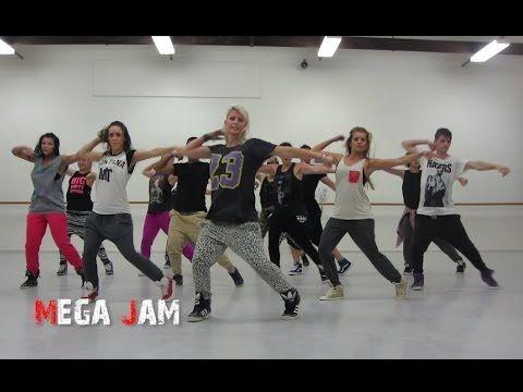 'I Luh Ya Papi' Jennifer Lopez choreography by Jasmine Meakin (Mega Jam) - YouTube