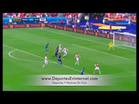 EN VIVO Alemania vs Italia de la Eurocopa 2016 de Francia HOY SABADO
