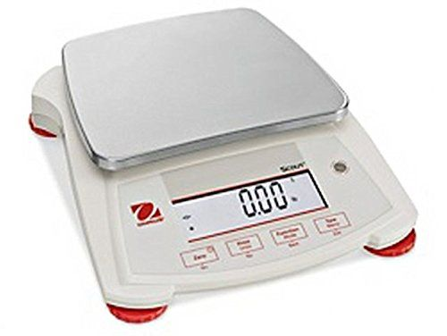 ohaus scout balance scale grams x 1 gram by tabletop king