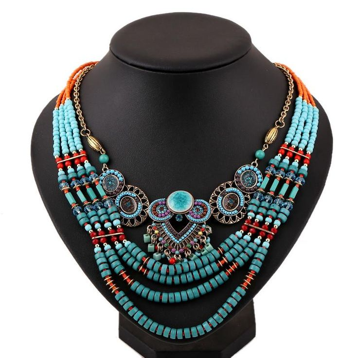 Unique Beaded Necklaces Top Gifts For Women Discount Costume Jewelry
