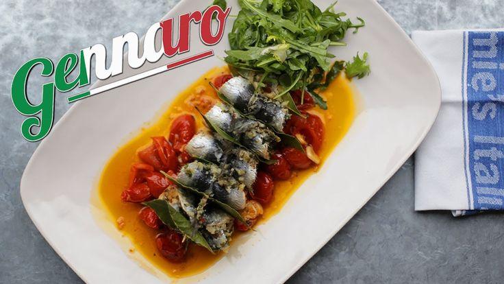 Simple Sicilian Sardines a la Gennaro