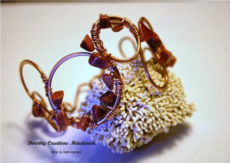 Dorothy Creations by Dorota Mroz: BRACCIALE DI RAME