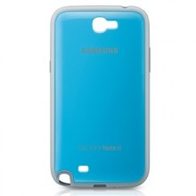 Forro Samsung Galaxy Note 2 TPU Original - Azul  Bs.F. 168,12