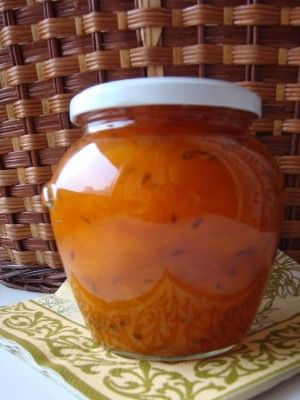 варенье из абрикосов с лавандой : Варенье