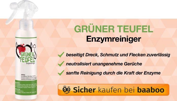 Gruner Teufel Enzymreiniger Test Wirkung Nur Fake Oder Echt In 2020 Reinigungskraft Spruhflasche Teufel