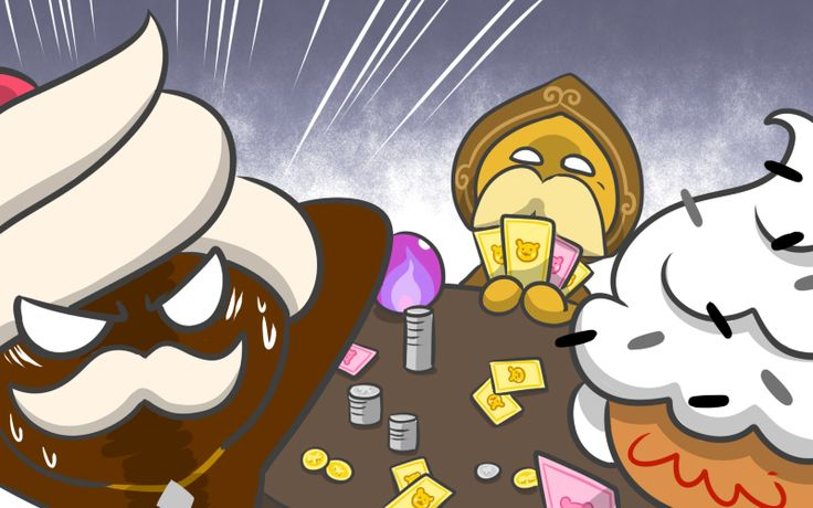 Cookie Run illust 43 by jgu112