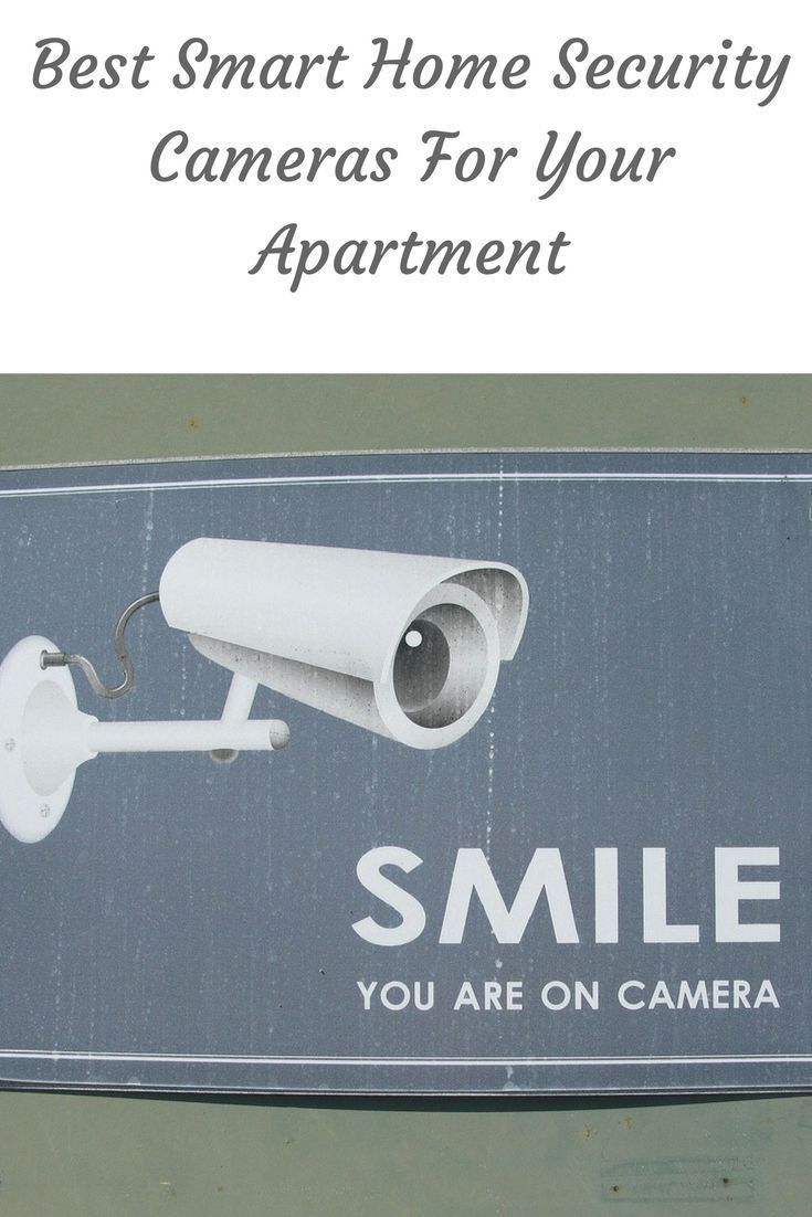 Best Smart Home Security Cameras For Your Apartment