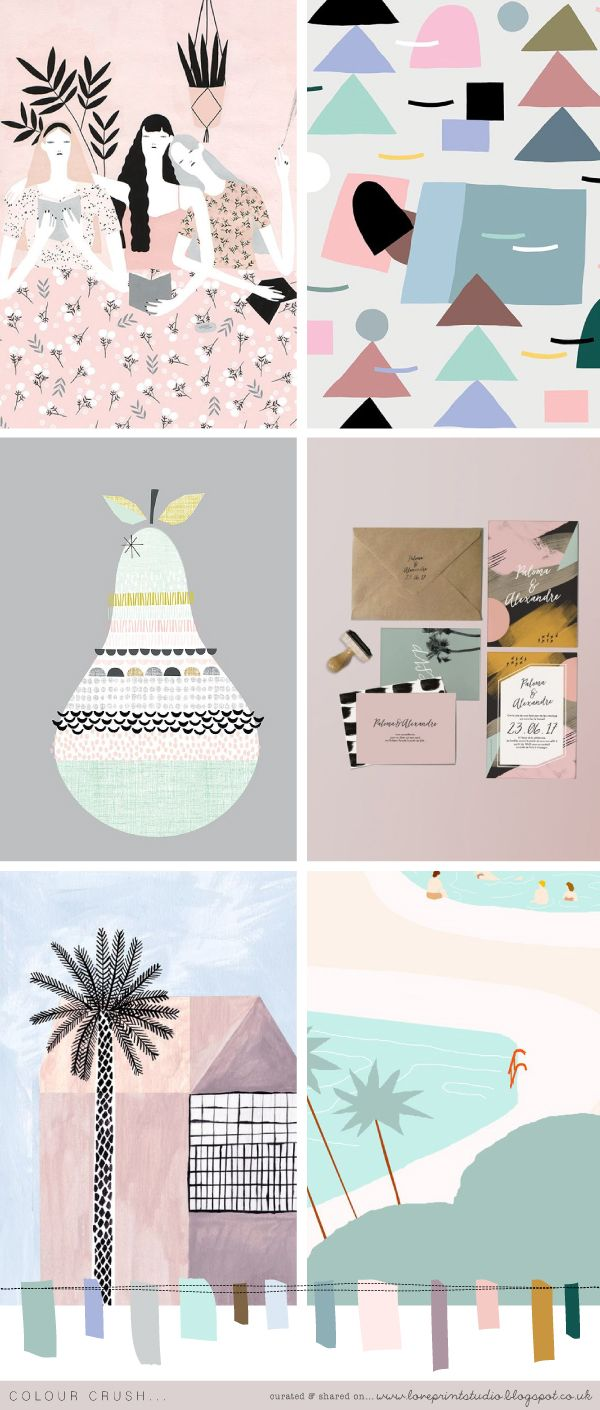 This week is going to be a mini celebration of wonderful colour on the blog, and everyday will see a new colour crush post, sharing beautif...