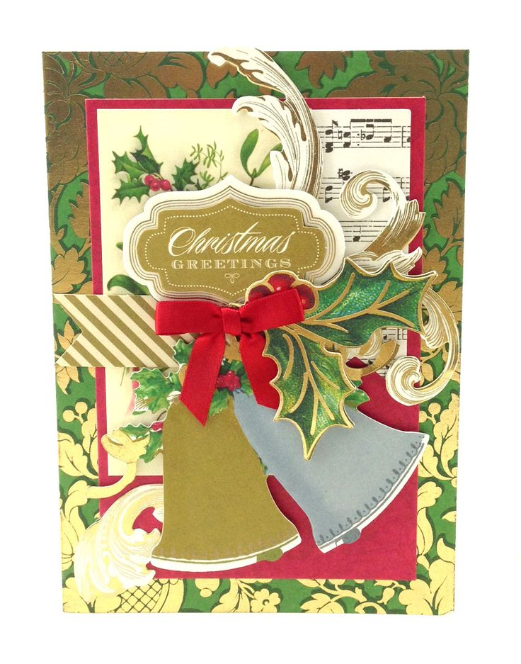 130 best holiday card kits images on pinterest anna griffin cards anna griffin holiday traditions card making kit m4hsunfo