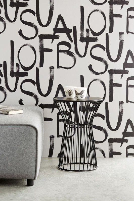 Eijffinger Black & Light behang 356141