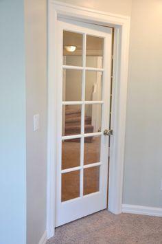 glass panel interior door - Google Search