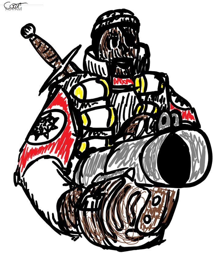 Digital Sketch: Demo #games #teamfortress2 #steam #tf2 #SteamNewRelease #gaming #Valve