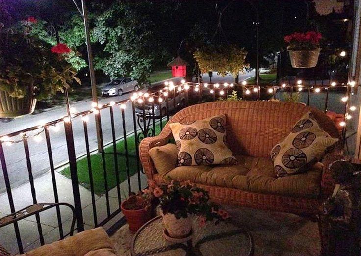 Beautiful Balcony Design DIY