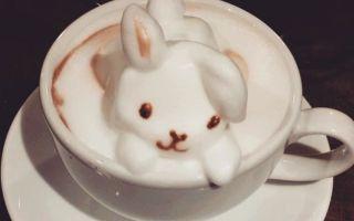 Deze barista maakt een 3D-kunstwerk van je koffie