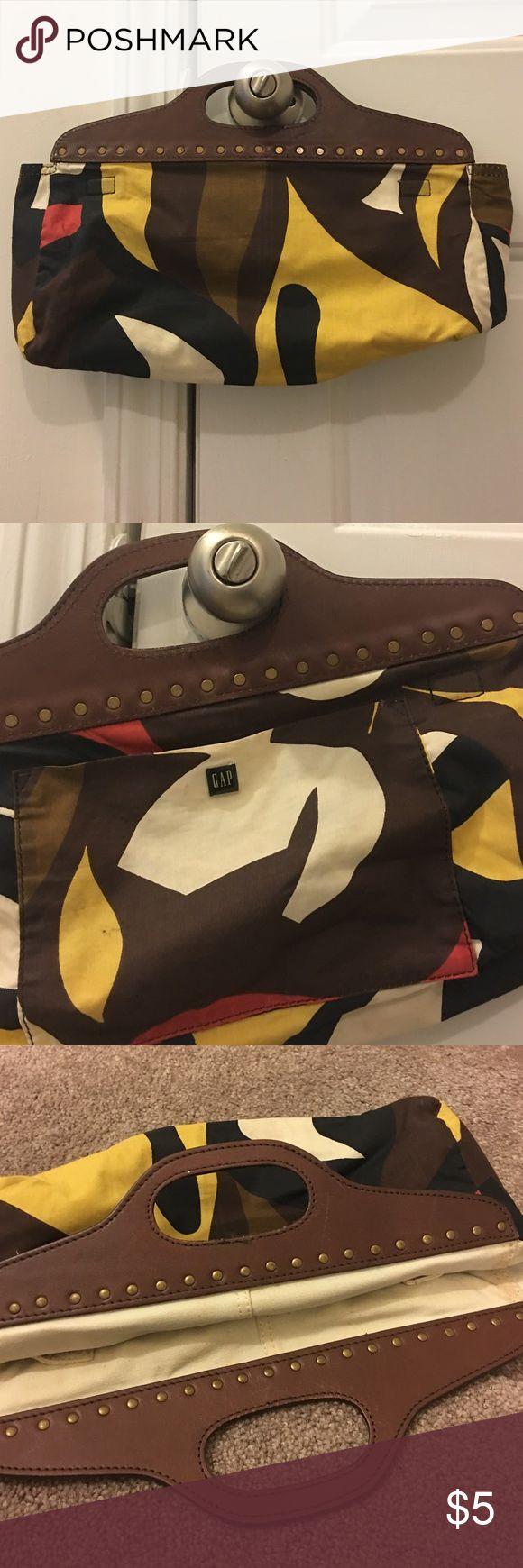Cute Gap Purse Cute Multi-Colored Gap Purse GAP Bags Clutches & Wristlets