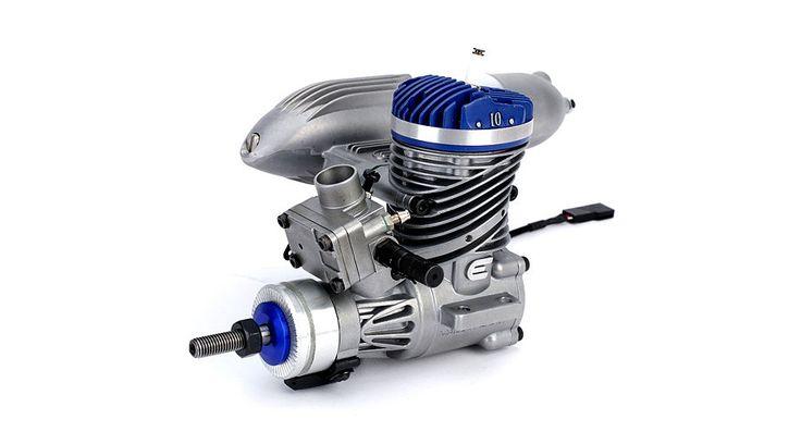 10GX 10cc (.60 cu. in.) #GasEngine by Evolution Engines (EVOE10GX)