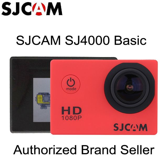 Original SJCAM SJ4000 Helmet Action Sports Cam 30M Underwater Waterproof FHD 1080p Video Helmetcam Cameras Sport DV US $53.67-66.09 To Buy Or See Another Product Click On This Link  http://goo.gl/EuGwiH
