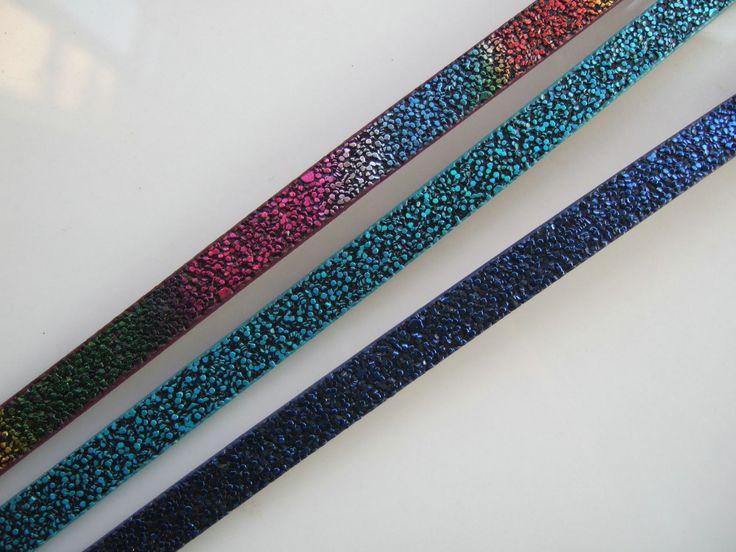 1 M 3 Kleuren 10*2mm Platte Kunstmatige Twinkling Lederen Koord Armband Ketting Maken Cord Fijne Sieraden Bevindingen in Hoeveelheid: 1 meterMateriaal: hoge kwaliteit pu leerArtikelen staat: 100 % gloednieuweGrootte: 10*2mmKleur: 3 kleuren v van sieraden bevindingen en componenten op AliExpress.com | Alibaba Groep