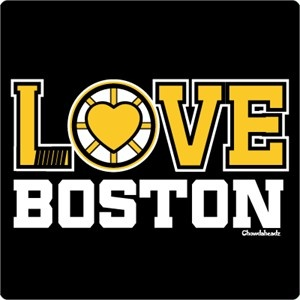 Love Hockey? Love the B's? Love Boston? Get This Tee!