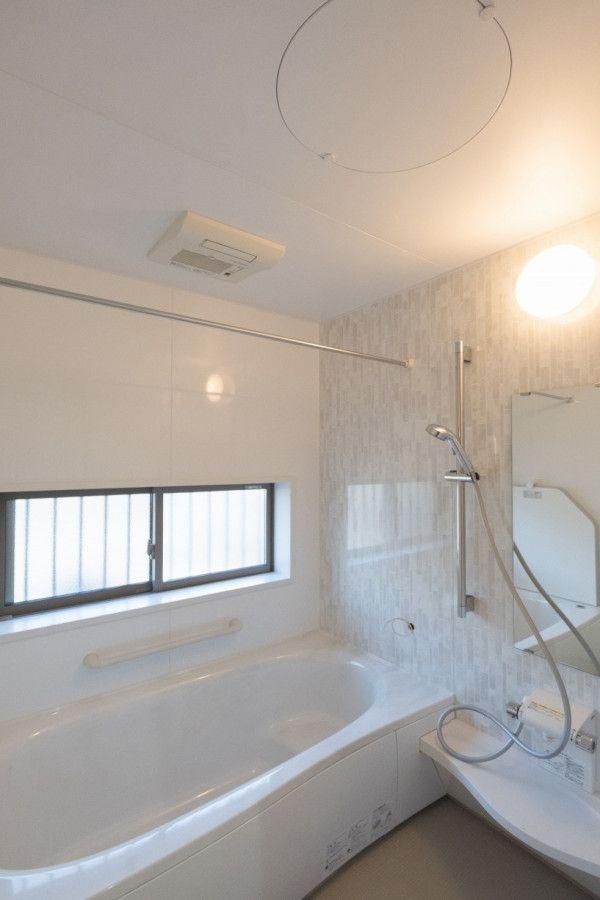 浴室 事例集 京都で新築 建替えをお考えなら 注文住宅キノハウスへ 注文住宅 家 ハウス