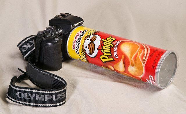 Pringles Lens