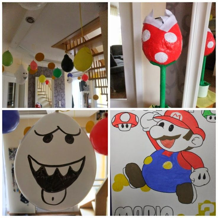 die besten 25 mario geburtstagsparty ideen auf pinterest mario party super mario party und. Black Bedroom Furniture Sets. Home Design Ideas