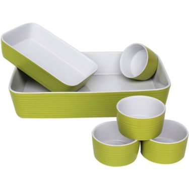 Buy Euro Ceramica 6 pc. Ceramic Bakeware Set today at jcpenney.com. You deserve great deals and we've got them at jcp!