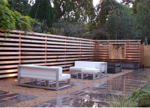 mid century modern landscape  Fence. 45 best images about Mid century fence ideas on Pinterest   Modern