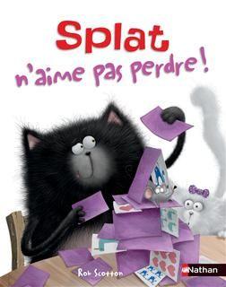 Splat le chat t06:splat n'aime pas perdre
