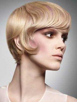 Sensational 1000 Ideas About Retro Haircut On Pinterest Bob Bangs Italian Hairstyle Inspiration Daily Dogsangcom