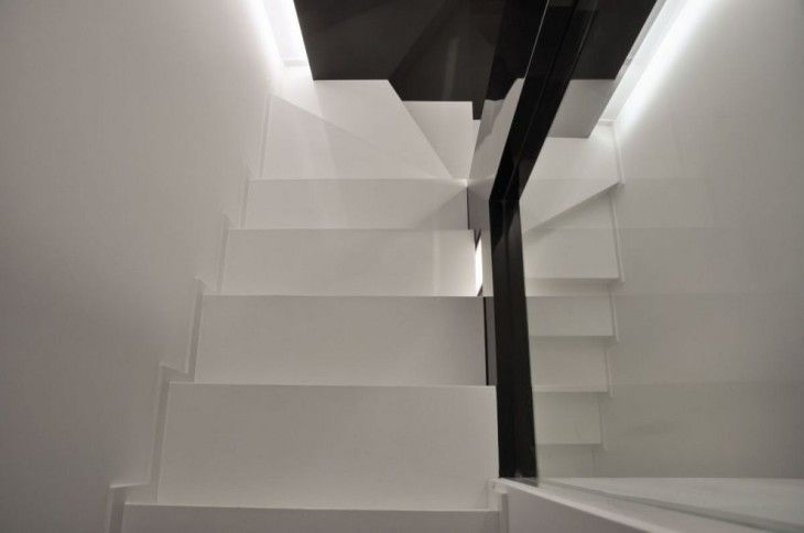 Modern Stair LED - pictures, photos, images